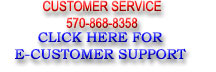 Weigand customer service