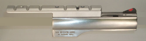Dan Wesson scope mount for large frame