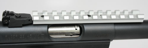 RM2FD shown on Ruger MKII 22/45