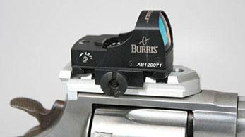Smith Wesson Revolver Mini Mount